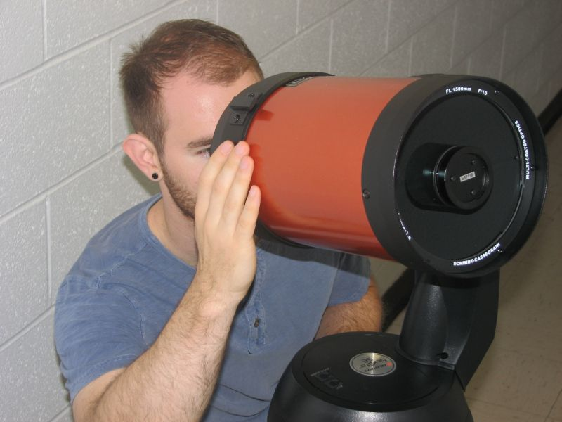 astronomy at UNB