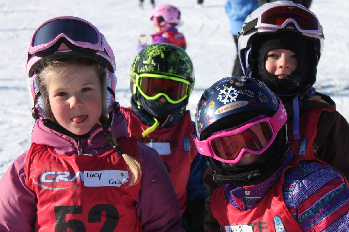 March Break at Crabbe Mountain