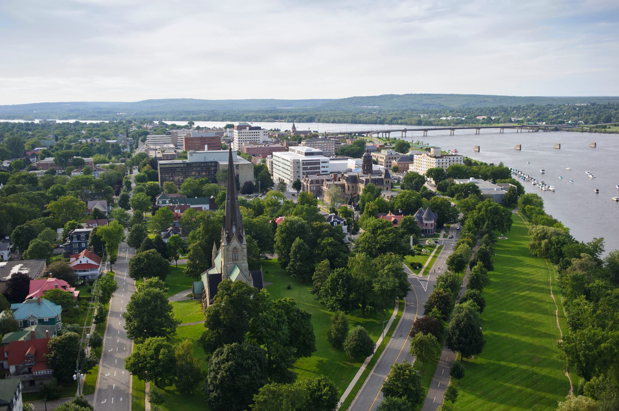 Fredericton Sets Tourism Records on Way to Best Year in a Decade