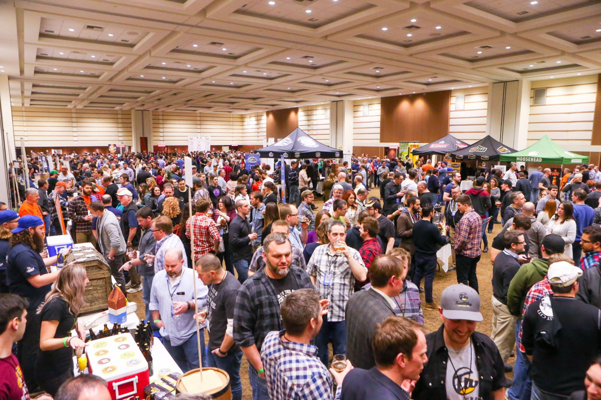 Fredericton Craft Beer Festival Week