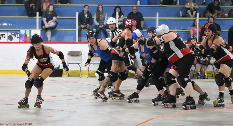 Capital City Rollers'