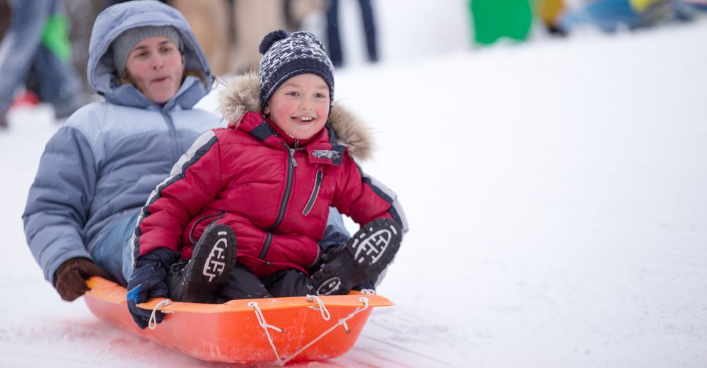 Mactaquac Park Winter Wellness Day