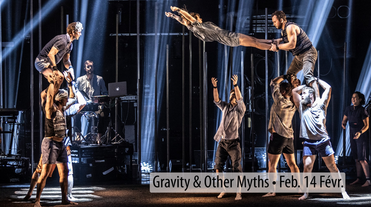gravity and other myths
