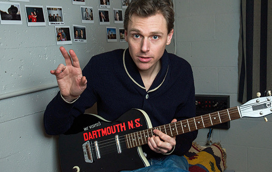 Joel Plaskett & Emergency
