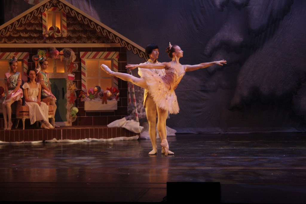 Nutcracker at the Fredericton Playhouse