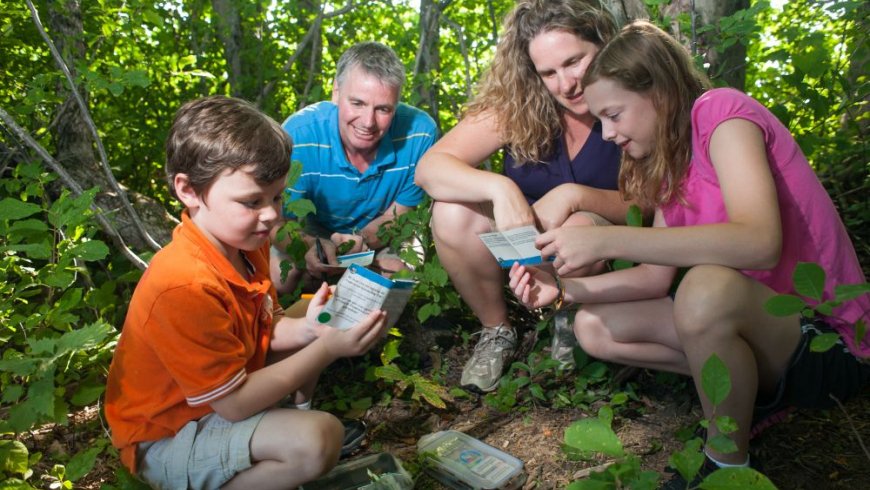 The Fredericton Geocaching Tour