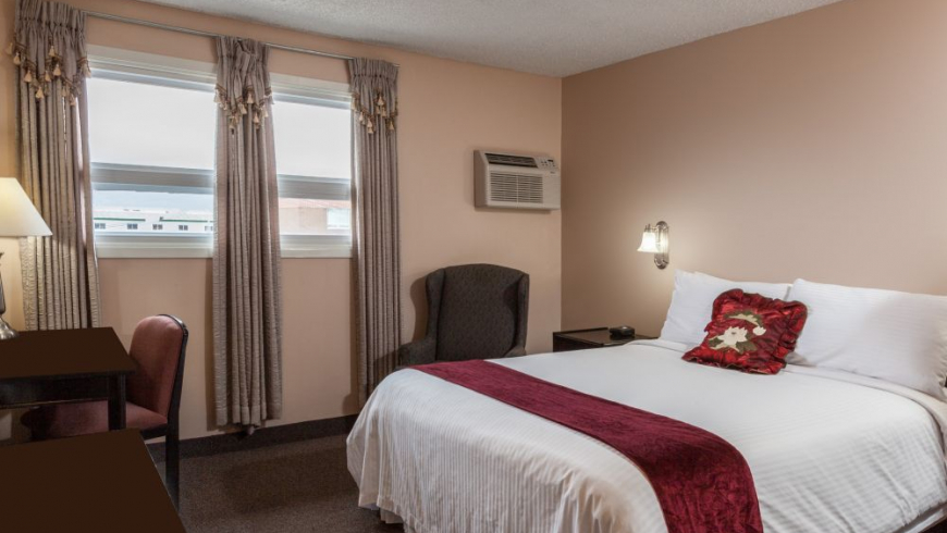Howard Johnson Plaza Hotel Fredericton