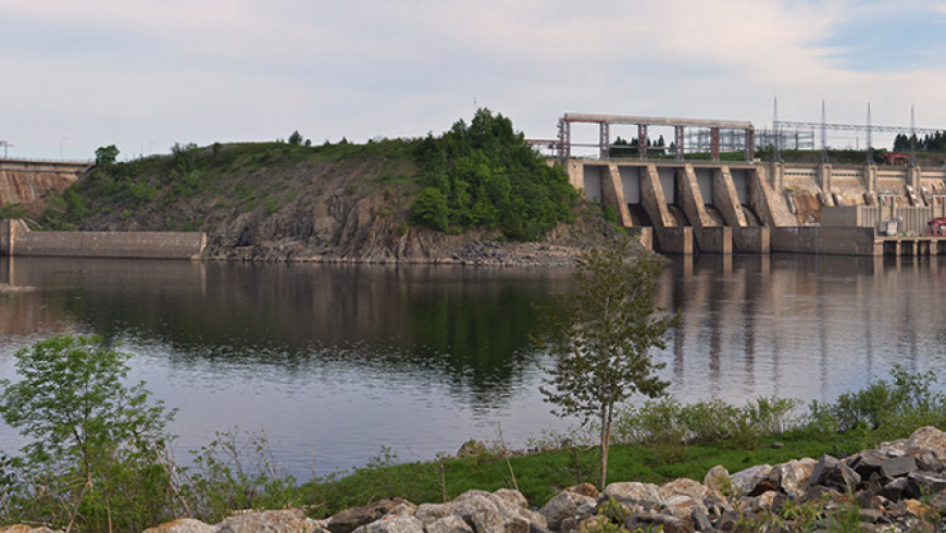 Mactaquac Generating Station