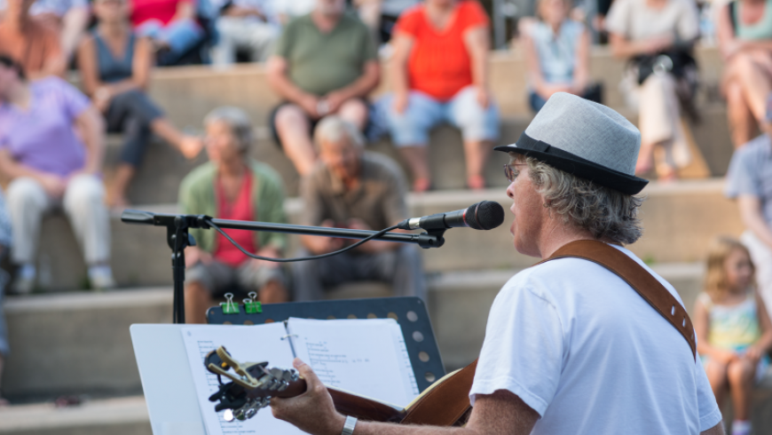 Nashwaaksis Commons Summer Concert Series