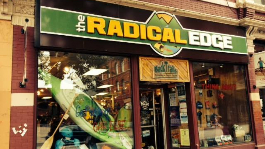 The Radical Edge Fredericton