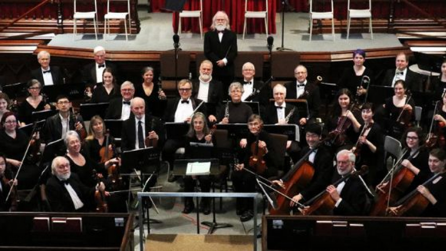 Fredericton Symphony Orchestra with Fredericton Choral Society