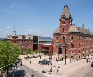 City Hall, Clockworks & Bicentennial Tapestries