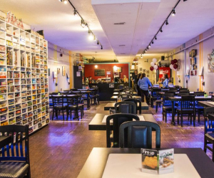 Unplugged – A Board Games Café