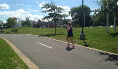 Running Routes in Fredericton