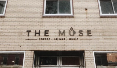 The Tipsy Muse Cafe