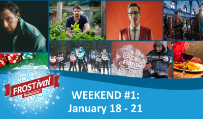 FROSTival weekend #1
