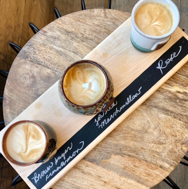 latte flights