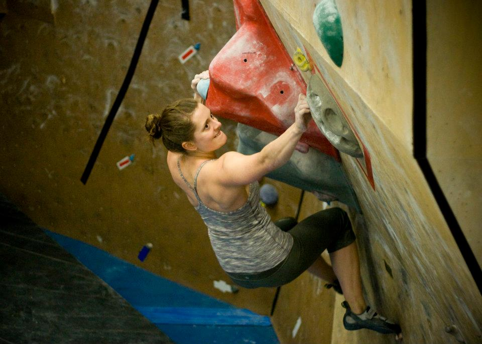 Climbing in Fredericton