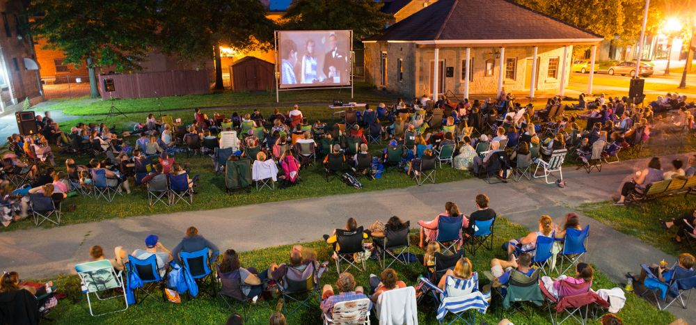 Under the Stars Film Series