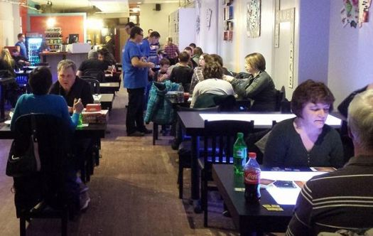 Unplugged: Board Games Cafe
